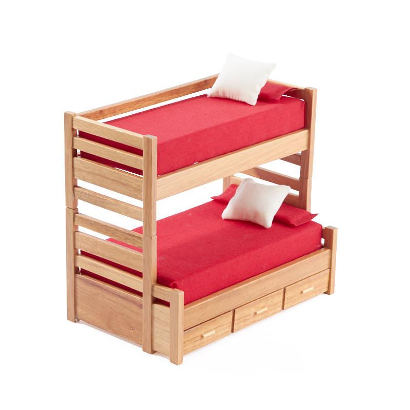 Bunk Bed Trundle Bedroom Set