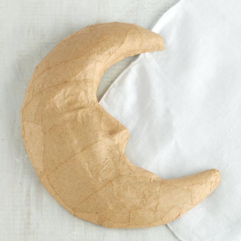 Paper Mache Moon - Paper Mache - Basic Craft Supplies - Craft Supplies