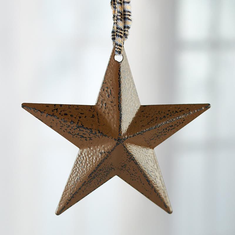 Primitive Rustic Star Ornament Barn Stars Primitive Decor