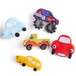 Miniature Car Buttons
