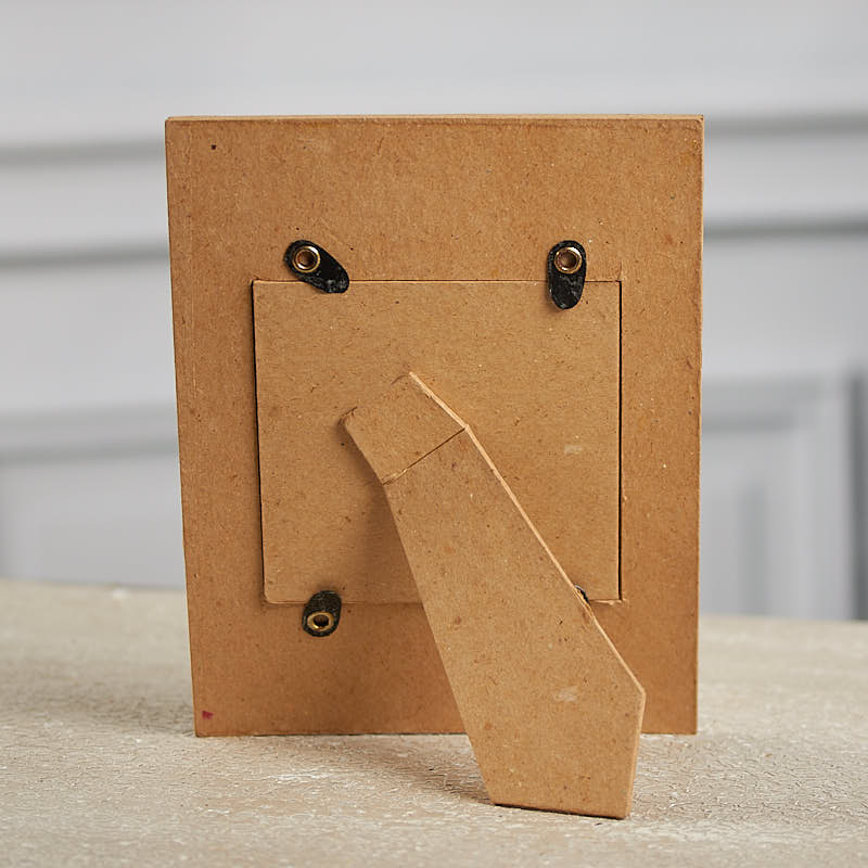 paper mache domed picture frame on sale craft supplies. Black Bedroom Furniture Sets. Home Design Ideas