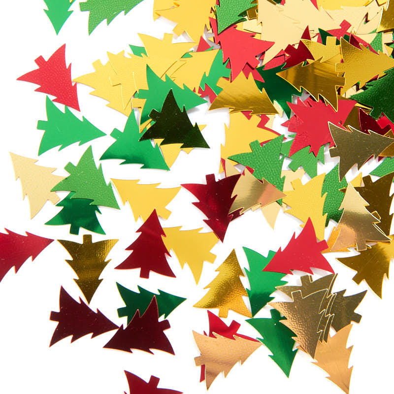 Christmas Tree Confetti Confetti Table Scatters