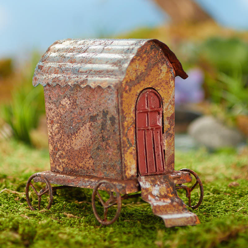 Image Result For Metal Garden Wagon