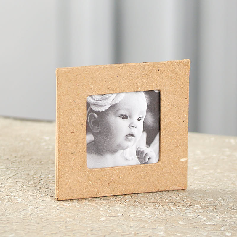 Paper Mache Picture Frame Paper Mache Basic Craft