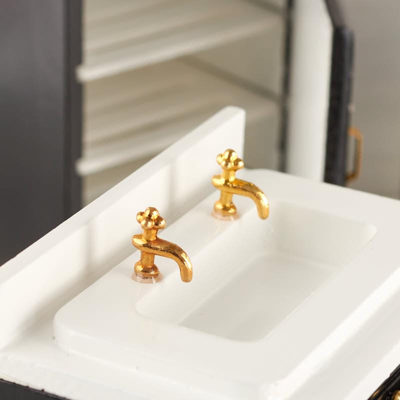 Dollhouse Kitchen Appliance Set Kitchen Miniatures