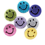 Dress It Up Psychedelic Smilies Buttons