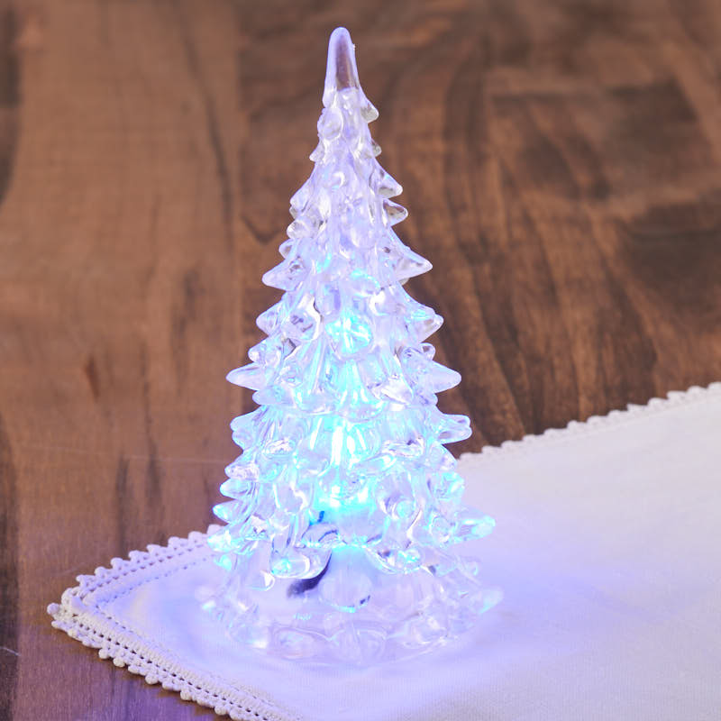 Color Changing Christmas Tree - Trees and Toppers ...