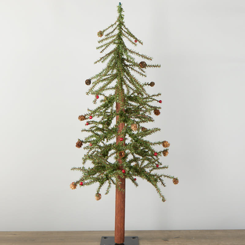 Artificial Primitive Christmas Trees