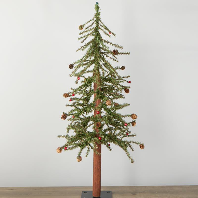 German Twig Christmas Tree