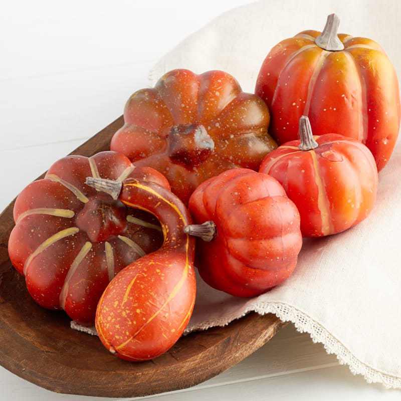 Artificial pumpkins and gourds fall and halloween sale for Where to buy gourds for crafts