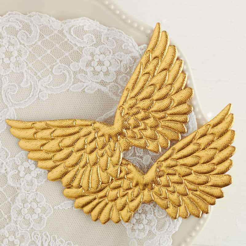 Angel Wings - Doll Making Supplies - Craft Supplies
