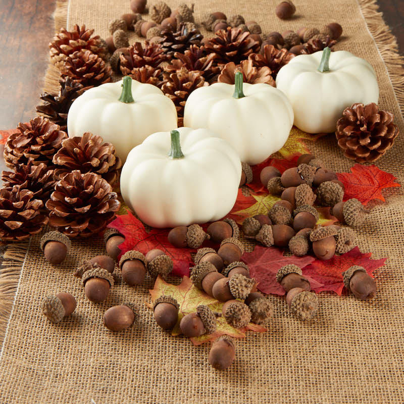 Thanksgiving table decoration kit holiday