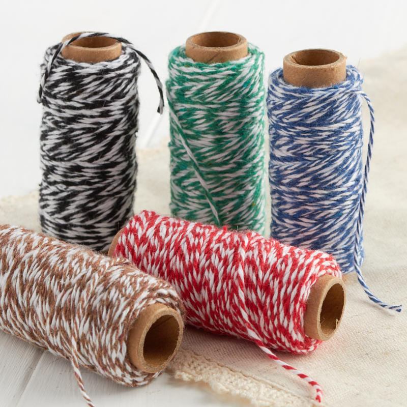bakers twine set ribbon and trims craft supplies