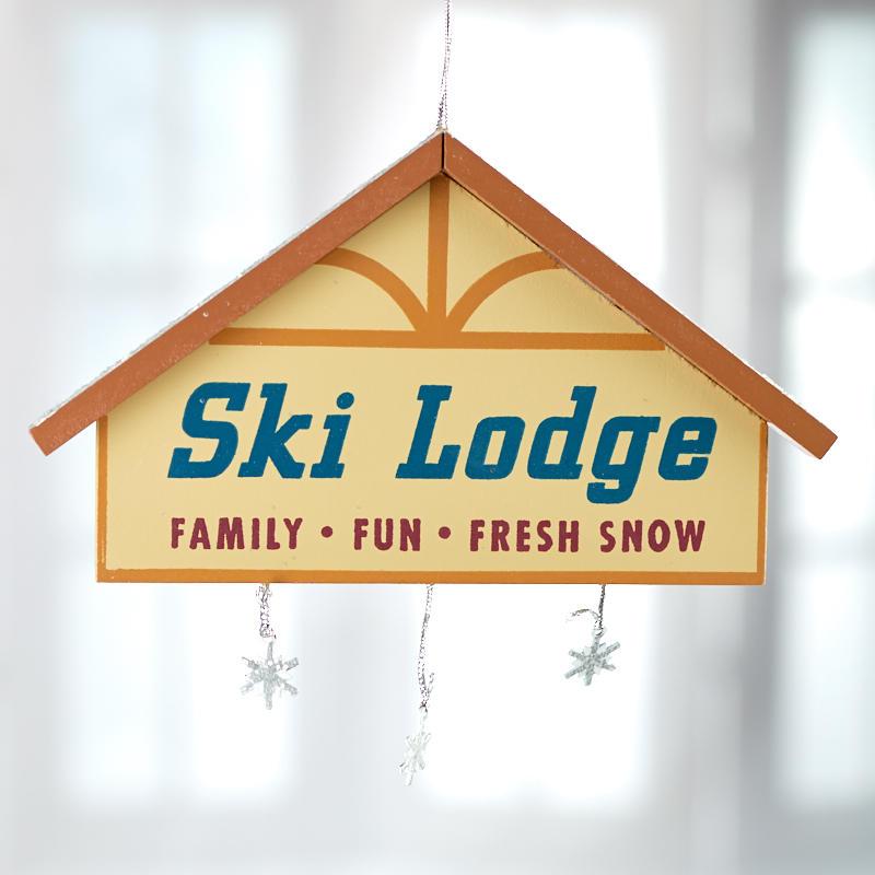 Ski Lodge\