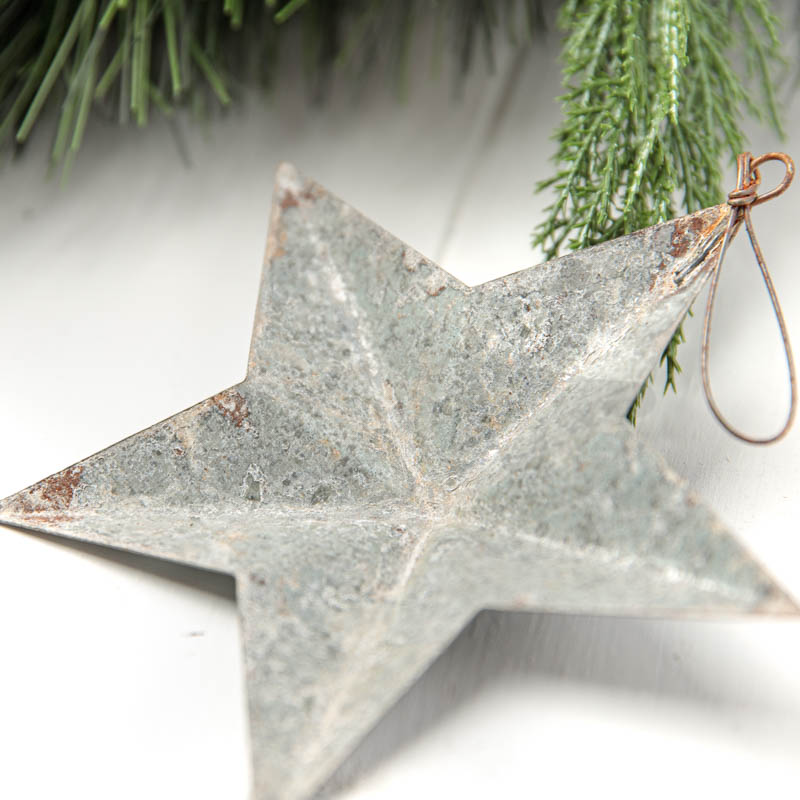 Amish Metal Barn Stars Amish Metal Barn Star By The