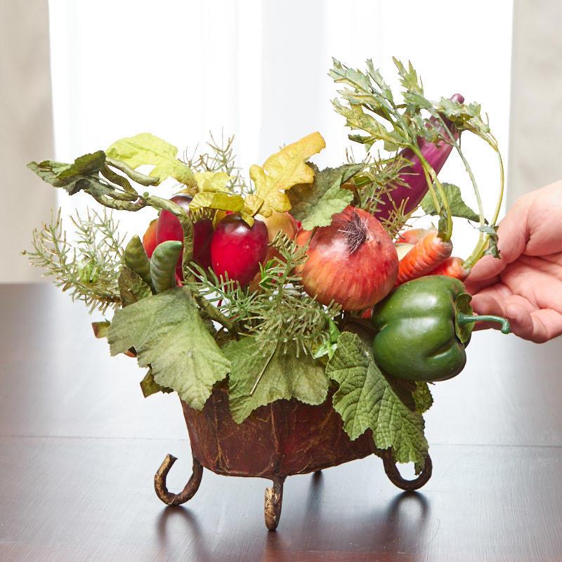 Artificial Vegetable Centerpiece Table Decor Home Decor