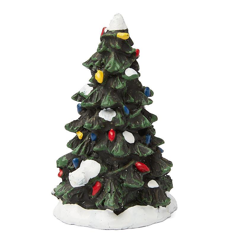 Miniature christmas tree what 39 s new dollhouse for Miniature christmas trees for crafts