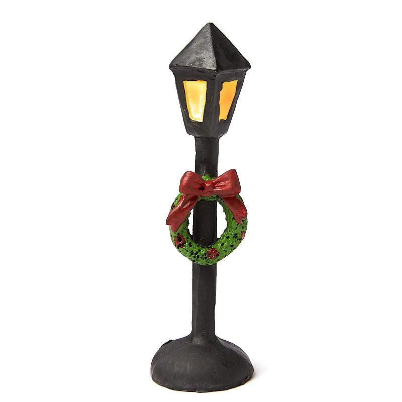 lamp post christmas decoration kit
