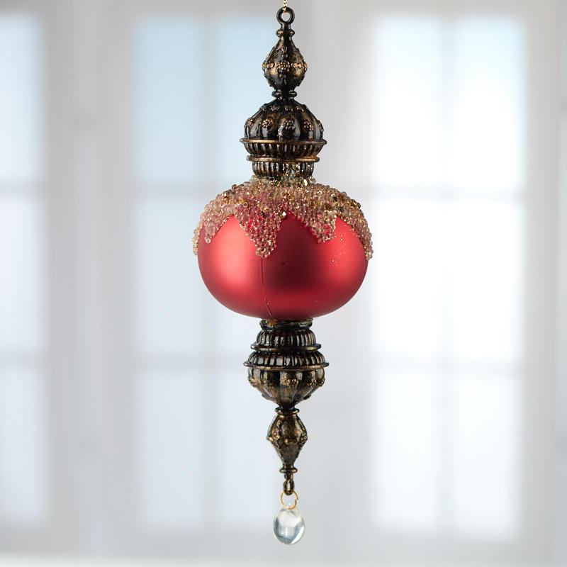 Christmas Ornament Finial Craft