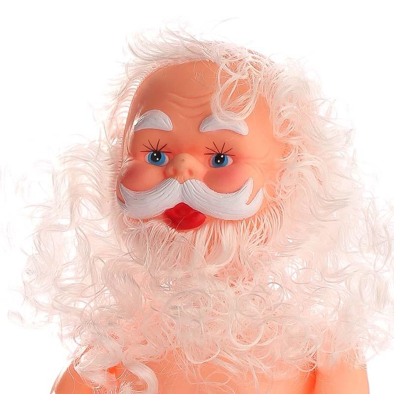 8e306483ec6 Vinyl Santa Claus Doll - Plastic and Vinyl Dolls - Doll Supplies ...