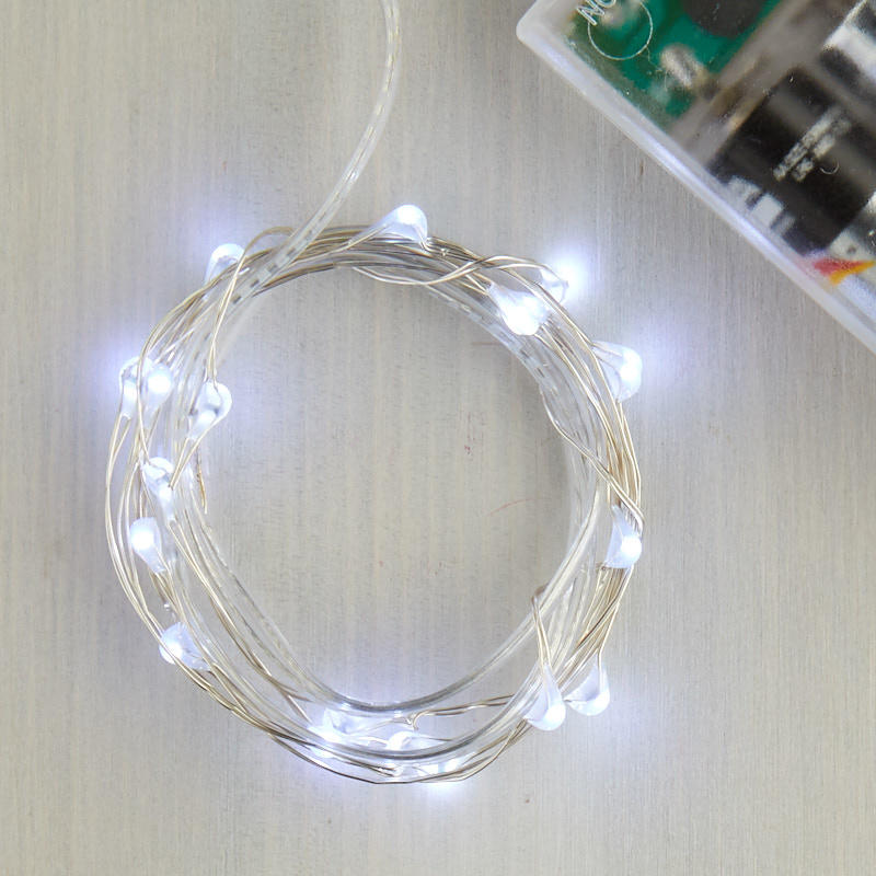 pretty nice 9c5a3 e7fc7 Bright White Submersible LED Fairy String Lights