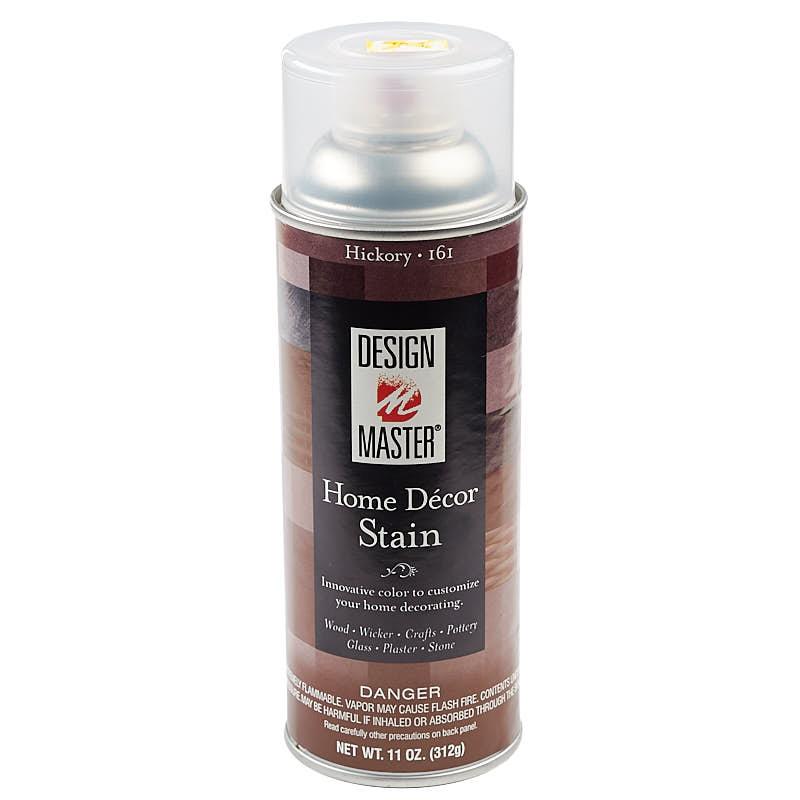 Design Master Hickory Home Decor Stain Spray