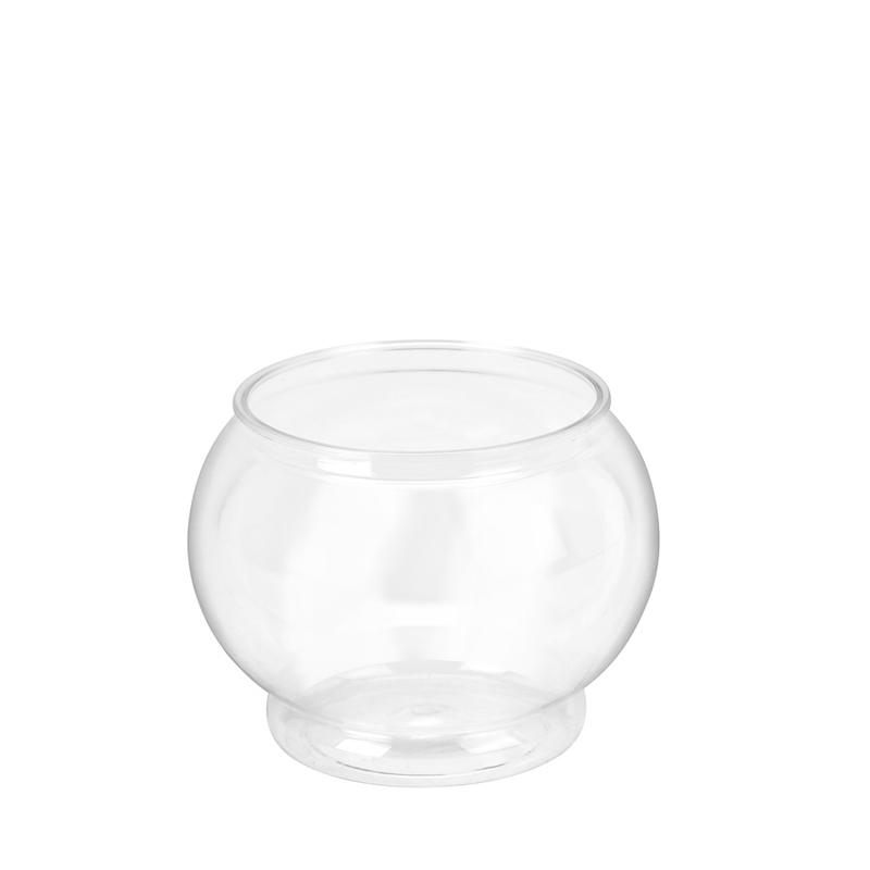 Clear plastic fish bowl what 39 s new home decor for Plastic fish bowl