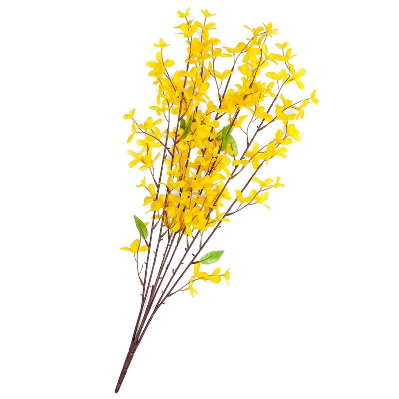 Artificial Forsythia Bush Bushes And Bouquets Floral