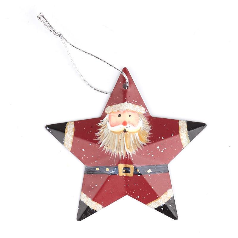 Western Christmas Tree Decorations