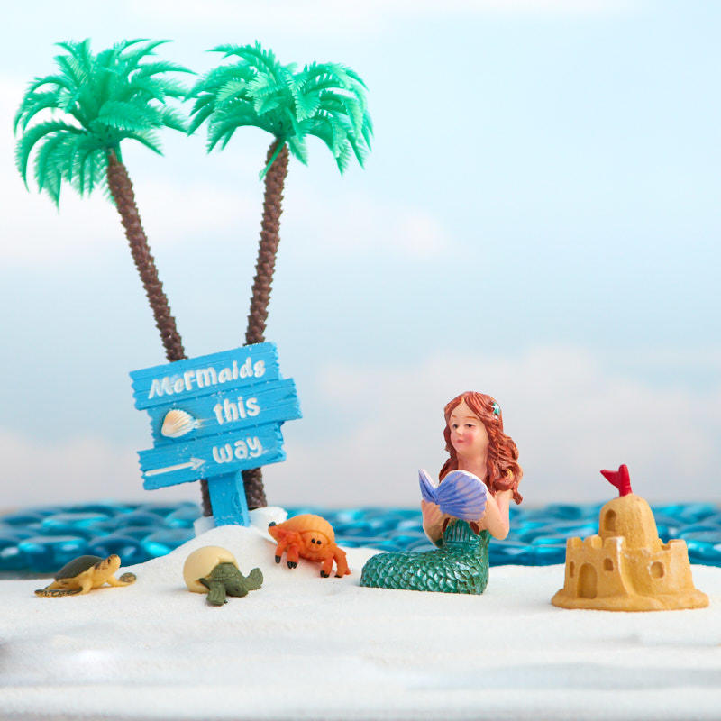 Tropic - Accessories Garden Sand Miniature Dollhouse FAIRY GARDEN 2 Oz
