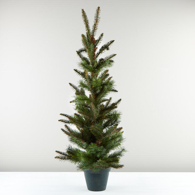 Artificial Pine Topiary Tree - Trees and Toppers ...