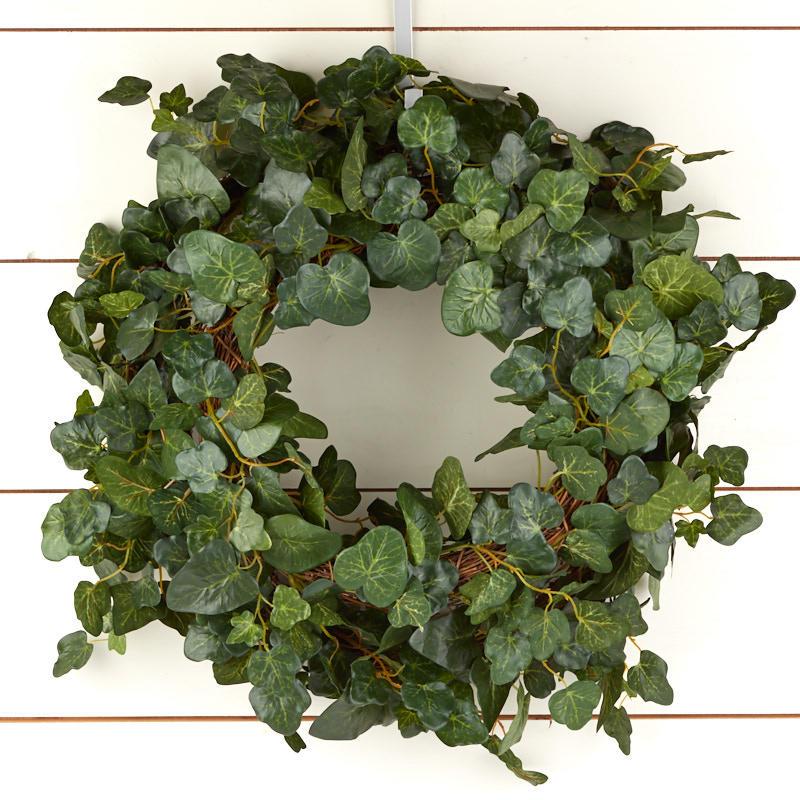 artificial ivy wreath wreaths floral supplies craft supplies