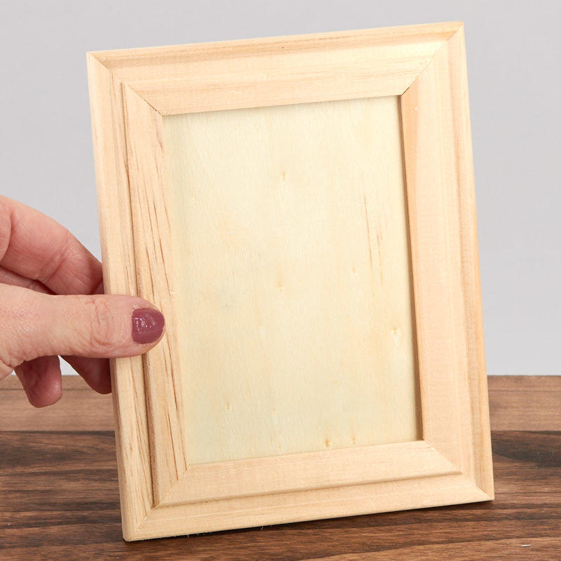 Unfinished Wood Picture Frame Picture Frames Home Decor