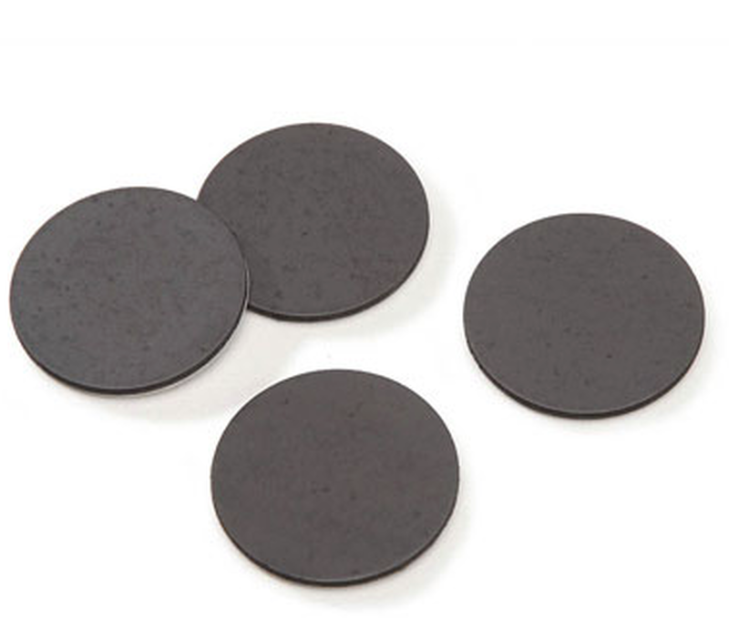 Bulk round adhesive back magnets pins magnets basic for Small round magnets crafts