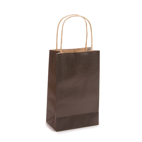 79caadc8adaa Small Black Kraft Paper Bags - What s New - Craft Supplies
