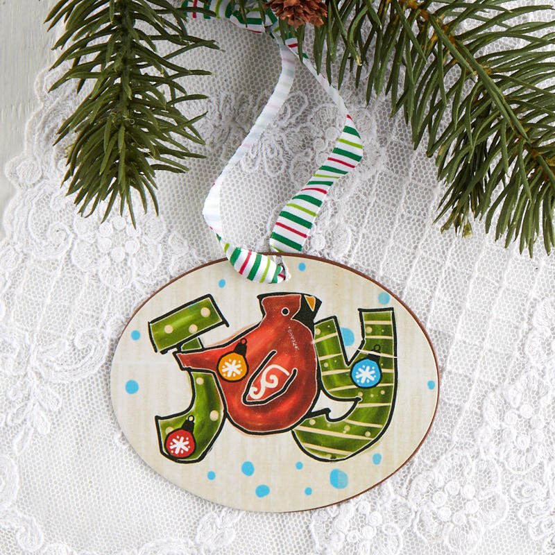 joy christmas ornament - Joy Christmas Decoration