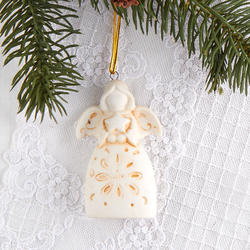 Angel Ornaments For Christmas Tree.Make A Wish Angel Ornament