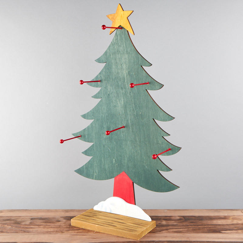 Christmas Tree Display Stand.Rustic Christmas Tree Display