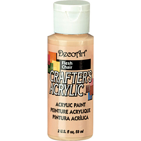 Bulk decoart flesh acrylic paint paints painting for Acrylic paint in bulk
