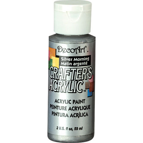 Bulk decoart silver morning acrylic paint paint for Acrylic paint in bulk