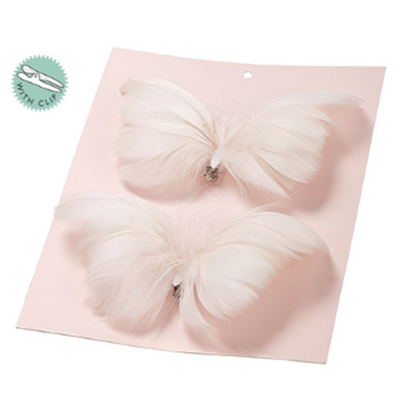 Butterfly Clips Wedding Decorations