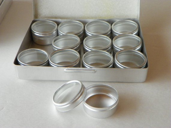 Bead Storage Containers With Aluminum Case Storage Containers Jewelry Making Craft Supplies