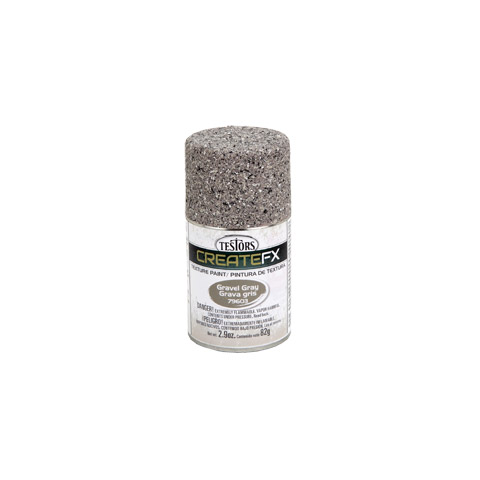 Testors Textured Gravel Gray Spray Paint Spray Paints Painting