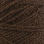 Herrschners 2700010014 Plastic Canvas Craft Yarn Dark Brown,