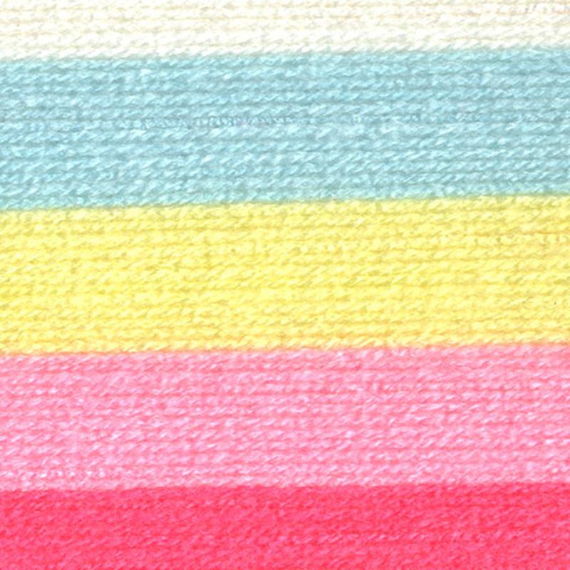 d0bb5f98c Lion Brand Ice Cream Tutti Frutti Self-Striping Yarn - Yarn ...