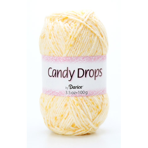Candy Drops Multicolor Lemon Yarn - Yarn - Knitting and Crocheting