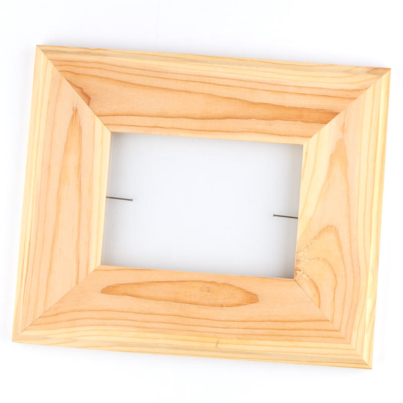 Unfinished Wood Picture Frame - Picture Frames - Home Decor