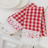 Dollhouse Miniature Dish Towels