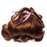 Antina's Auburn Toddler Doll Wig