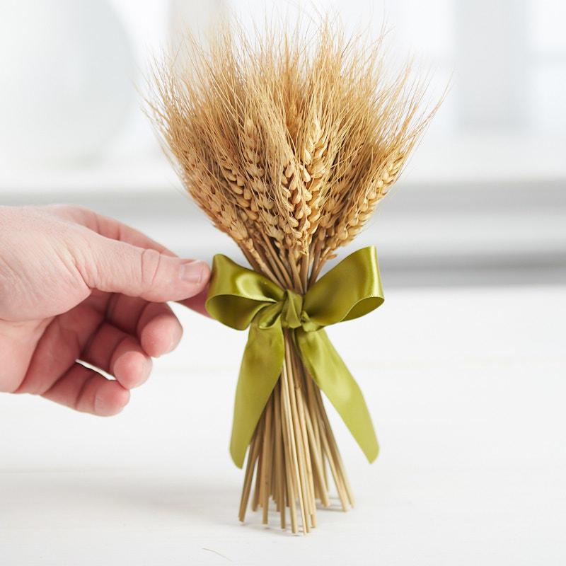 Factory Direct Craft Vinyl Wheat Bundle Fall Home Decor